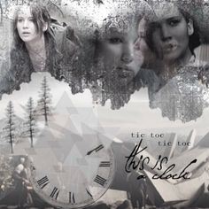 Tick Tock This Is A Clock #catchingfire #mockingjay