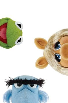 Muppet wall decals. . . .so neat!