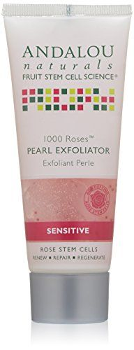 Andalou Naturals 1000 Roses Pearl Exfoliator >>> You can find more details by visiting the affiliate link Amazon.com. Rose Stem, How To Get Rid Of Acne, Everything Pink, Stem Cells, Pinterest Marketing, Skin Care, Pearls, Roses, Nature