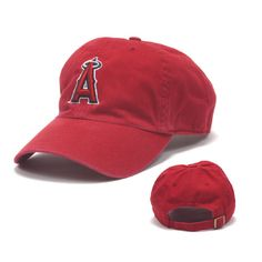 Los Angeles Angels of Anaheim Clean-Up Adjustable Cap $17.95