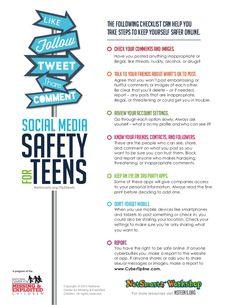 Online Safety for Teens #teens #parenttraining #mindmake
