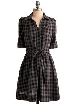 Fact Checker Dress Modcloth