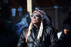 Standing Rock Protesters Now Have an Unlikely Ally: Time