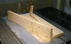 Neck Scarf Joint -Cutting Jig