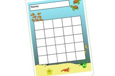 FREE Sea Animals Reward Chart Early Years (EYFS) Printable Resource — Little Owls Resources - FREE Printable Reward Charts, Rewards Chart, Free Rewards, Kids Sleep, Child Sleep, Nursery Practitioner, Early Years Teacher, Learning Activities, Family Activities