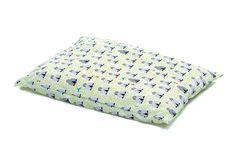 Organic Toddler Pillow Case - Sleepy Sheep