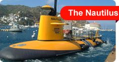 Semi-Submersible - see under the sea at Catalina Island