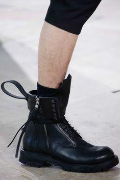 Rick Owens Spring 2016 Menswear - Details - Gallery - Style.com Zippertravel.com