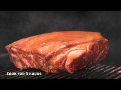 Video Recipe: Traeger's Pulled Pork