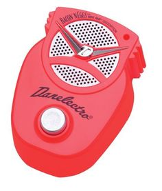 Danelectro DJ-16 Bacon & Eggs Mini Amp/Distortion Effects Pedal by Danelectro. $18.99. The Danelectro Bacon 'N' Eggs mini amp and distortion pedal has nothing to do with breakfast: it does however, give you the distortion you crave!