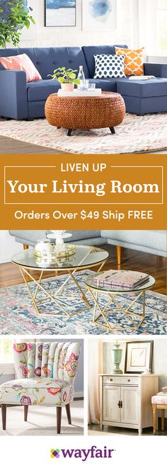 Sign up for access to exclusive sales on living room essentials, all at up to 70% OFF!