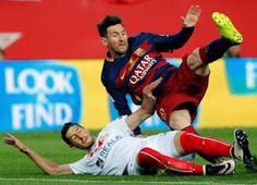 Blog Esportivo do Suíço:  Barça bate o Sevilla na prorrogação e fecha a temporada com título da Copa do Rei