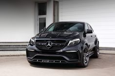 Russian tuner TopCar has unveiled a new upgrade package for the Mercedes-Benz GLE Coupe, called Inferno.
