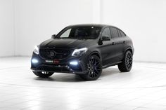 2015 Brabus Mercedes-AMG GLE63 S Coupe #Mercedes_Benz_GLE_Coupe #Mercedes_AMG #Mercedes_Benz_GLE_63_AMG_Coupe #Mercedes_Benz #Brabus #2016MY #German_brands #Segment_J #tuning #AMG #ECU #Mercedes_Benz_M157 #V8 #Serial #2015MY