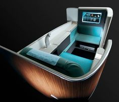 New Korean Air seating set ... Nothing like my flights, but I can dream