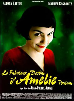 .'Any normal girl would call the number, meet him, return the album and see if her dream is viable. It's called a reality check. The last thing Amélie wants'.    le fabuleux destin d'Amélie Poulain
