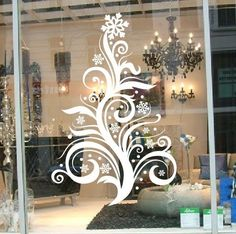 All our stickers are cut from the best quality years outdoor grade vinyl. Christmas Window Stickers, Tree Wall, Wall Quotes, Chandelier, Christmas Tree, Windows, Ceiling Lights, Wall Art, Shop