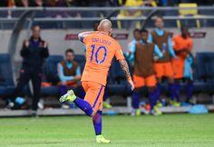 İsveç 1-1 Hollanda (2018 Dünya Kupası Elemeleri) maç özeti