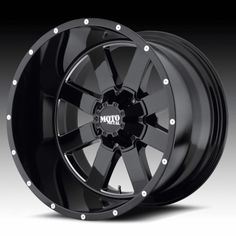 Up for auction is a set of New Moto Metal 962 Wheels. With a Gloss Black Finish. Wheel Size with a offset. This wheel is available in bolt patterns to fit your Ford,Dodge, Chevy, Toyota, Nissan and Jeep vehicles. Truck Rims, Truck Wheels, Metal Mill, Jeep Wrangler Lifted, Jeep Jeep, Lifted Silverado, Badass Jeep, Wrangler Accessories, Motorcycle Wheels