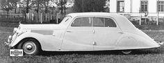 1936 Skoda Superb, Coachbuilder Sodomka