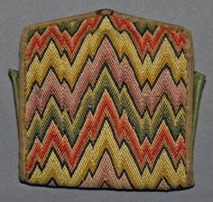 Textiles (Needlework) - Pocketbook - Search the Collection - Winterthur Museum