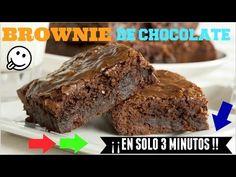 COMO HACER UN BROWNIE EN SOLO 3 MINUTOS!! (Fácil) - Neni - http://cryptblizz.com/como-se-hace/como-hacer-un-brownie-en-solo-3-minutos-facil-neni/