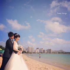 #Hawaii ワイキキのタウンも見えるし ダイアモンドヘッドも見えるし ビーチもそんなに人多くないし このビーチ、、好き! 去年は僕とスタッフ合わせて1年で5回、ハワイで撮影をさせていただきました。 なのでバンプお勧めの内緒のロケーションスポット、たくさん有り〼。 ここは、、超有名な場所ですが!! 笑 #結婚写真 #花嫁 #プレ花嫁 #結婚 #結婚式 #結婚準備 #婚約 #カメラマン #プロポーズ #前撮り #ロケーション前撮り #写真家 #ブライダル #ウェディングドレス #ウェディングフォト #記念写真 #ウェディング #IGersJP #weddingphoto #wedding #instagramjapan #weddingphotography #instawedding #bridal #ig_wedding #bride #bumpdesign #バンプデザイン