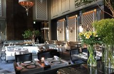 It's All About Luxury in Shangri-La Hotel Tokyo - Covet Edition Spa Menu, Tokyo Station, Shangri La Hotel, Lobby Lounge, Tokyo Hotels, Stainless Steel Rod, Imperial Palace, Japanese Flowers, Grand Staircase