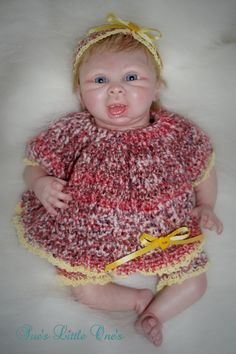 Crochet her a new outfit
