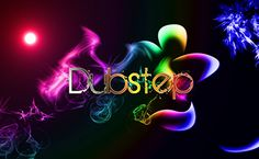dubstep, music, electronic music, font, colors
