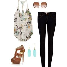 #spring #summer #outfit