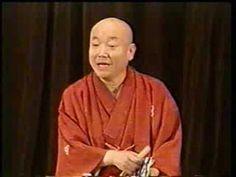 Katura Shijyaku RAKUGO_in_ENGLISH-2 - YouTube