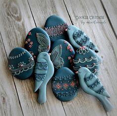 Pretty blue birds 🐦