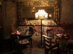 Speakeasy Bars | Miss Immy's London: Ruby's Bar & Castle Gibson
