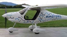 The Pipistrel Alpha Electric. My next airplane. Electric Aircraft, Light Sport Aircraft, Electric Cars, Fly Plane, Air Machine, Pilot Training, Renewable Energy, Survival Skills, Cool Toys