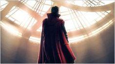 'Doctor Extraño': Primer póster oficial de la película protagonizado por Benedict Cumberbatch