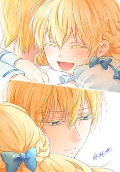 Anime Couples Drawings, Anime Couples Manga, Chica Anime Manga, Cute Anime Guys, Anime Love, Manga Art, Anime Art, Trans Art, Romantic Manga