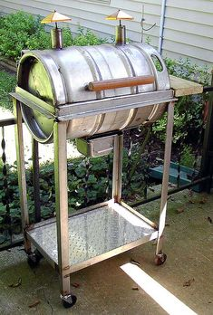 Smoker? Awesome! The husband would love this!!
