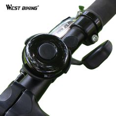 WEST BIKING Handlebar Bell Horn I Love My Bike Printed Clear Loud Sound Bike Ring Cute Mini Alarm Warning Bicycle Cycling Bell #clothing,#shoes,#jewelry,#women,#men,#hats,#watches,#belts,#fashion,#style