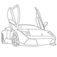 Ferrari Scuderia Coloring Page This Is Very Popular Among The Hellokids Fans New Pages Added All Time To