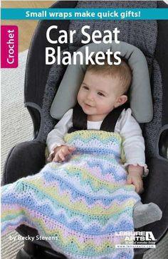 Maggie's Crochet · Crochet Car Seat Blankets
