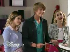 "Violetta 3 - Violetta, Felipe y los chicos cantan ""Friends 'till the end..."