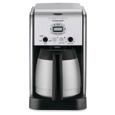 this is a newer model than what I have, but I love the thermal coffe maker.  It keeps the coffee hot for a really long time.  This is great since my husband gets up an hour or so before I do.