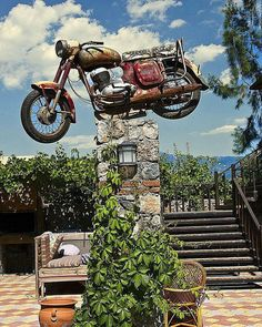 by SelimGuney on DeviantArt Vintage Motorcycles, Cars And Motorcycles, Royal Enfield Classic 350cc, Cute Good Night, Bike Art, Street Bikes, Custom Bikes, Bobber, More Photos