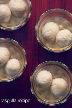 rasgulla recipe with step by step photos. in this rasgulla recipe, i have tried to give tips and suggestions wherever possible, so that you can also make these soft & spongy rasgullas at home.