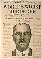 "the-night-stalker: "" Newspaper article about Carl Panzram """