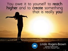 Inspiring! Believe in yourself!