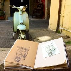 sketchy notions : Quarto the traveling sketchbook: update IV Sketch Pad, Traveling, Book, Travel, Livres, Books, Libros, Outdoor Travel, Blurb Book