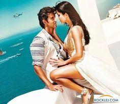 Katrina Kaif and Hrithik Roshan Sizzling Hot Stills from Bang Bang Movie