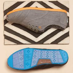 BOYS! We got new TOMS for you too.